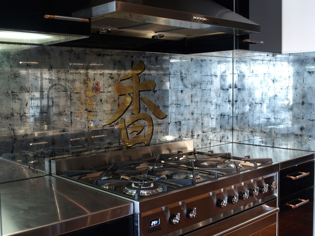 Restaurant Kitchen Wall Panels kitchen splashbacks and glass wall panels